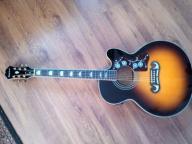 Gitara elektro akustyczna Epiphone EJ -200 VS