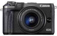CANON M6 BK 15-45+55-200 1724C032AA