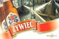 ŻYWIEC - Pocztówka - PIWO - browar.