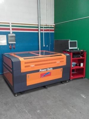 Ploter laserowy CO2 SERON SK1215