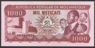 Mozambik - 1000 meticais - 1983 - stan UNC  /  AB