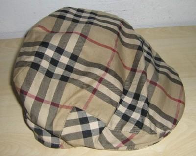 BURBERRY beret czapka kaszkiet ORYGINAŁ S