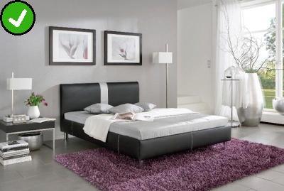 Stelaż Materac Do łóżka Dallas Bez łóżka 2945891816