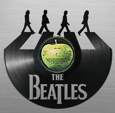 The Beatles Plyta Winylowa Jako Ozdoba Scienna 6997261839 Oficjalne Archiwum Allegro
