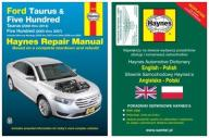 Ford Taurus / Five Hundred 05-14 instrukcja Haynes