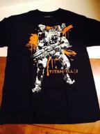 . T-shirt Titanfall 2 Tone - LICENCJA ORYGINAŁ USA