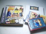 YU-GI-OH SECRET CARDS - BOX - GBA -