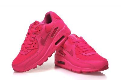new arrival 631ef d6e4f Nike Air Max 90 Różowe Neonowe r.36 - 4874847181 - oficjalne ...