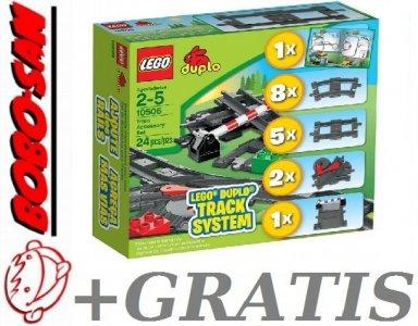 Klocki Lego Duplo Tory Kolejowe 10506 Promocja 24h 6498383996