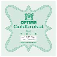 STRUNY SKRZYPCOWE OPTIMA GOLDBROKAT 3/4