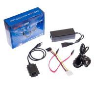 Adapter USB IDE 3,5'' 2,5'' ATA SATA DYSK HDD ^24H