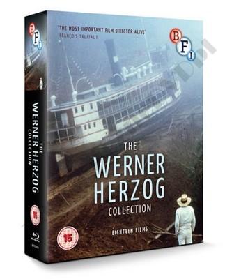 Werner Herzog [8 Blu-ray] 18 FILMÓW [1967-1987]