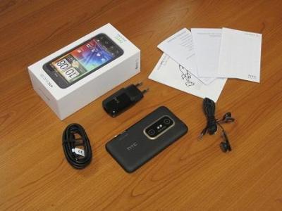 HTC EVO 3D G17 3G GPS WIFI  5MP