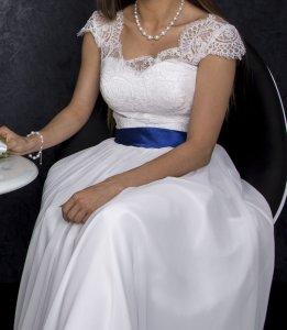 4d0b88ccfe suknia ślubna Afrodyta - 6438323262 - oficjalne archiwum allegro
