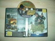 Medal of Honor Frontline / NTSC / PS2 / Rzeszów