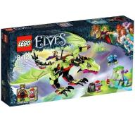 LEGO ELVES 41183 ZŁY SMOK KRÓLA GOBLINÓW KR 7-2