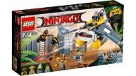LEGO NINJAGO MOVIE 70609 BOMBOWIEC MANTA RAY