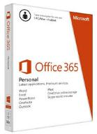 Microsoft Office 365 Personal 1PC/Mac + Tablet