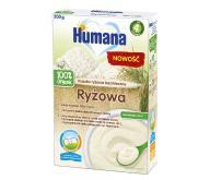 HUMANA kaszka bezmleczna ryżowa - bez mleka - 200g