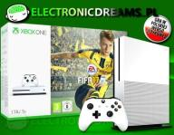 KONSOLA XBOX ONE S 1TB FIFA 17 PL 6LIVE EAACCESS