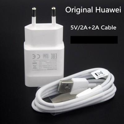 ORYGINALNA ŁADOWARKA 2A HUAWEI + KABEL MICRO USB