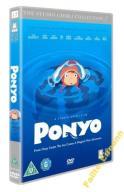 PONYO (DVD) STUDIO GHIBLI: Hayao Miyazaki