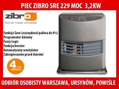 Verrassend Piecyk naftowy Zibro SRE 229 TC, 3,2KW, Promocja - 3639597733 NA-63