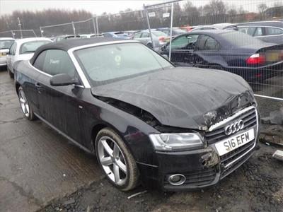 Audi A5 Cabrio Lift 20 Tfsi Czesci Anglik 6740733802 Oficjalne