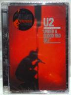 U2 LIVE AT RED ROCKS UNDER A BLOOD RED DVD FOLIA!