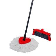 Mop VIleda Easy Wring & Clean + miotła R360