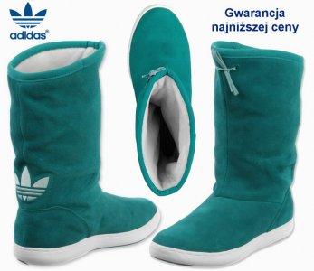 Adidas M Attitude Winter Hi buty damskie 40
