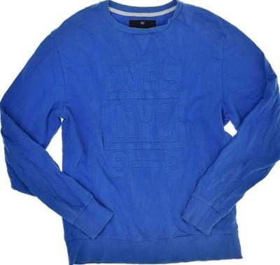 Bluza męska diverse niebieska XL