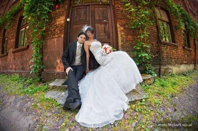 Suknia ślubna Dla Wysokiej Dziewczyny 180cm 6252822893