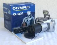 Aparat analogowy lustrzanka OLYMPUS IS-500