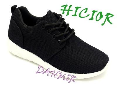 Nike Roshe Run r. 41 buty sportowe adidasy sneakersy czarne