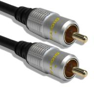 Kabel COAXIAL phono 3m Cable Mountain E1B038