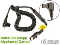 Kabel do Battery Pack i lampy Canon, model CX Metz