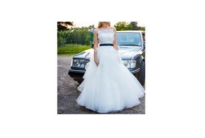 Suknia ślubna Impresja 6803471296 Oficjalne Archiwum Allegro