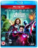 Marvel Avengers Assemble (Blu-ray 3D + Blu-ray) [R