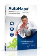 AutoMapa EUROPA XL PL - Auto Mapa Najnowsza BOX