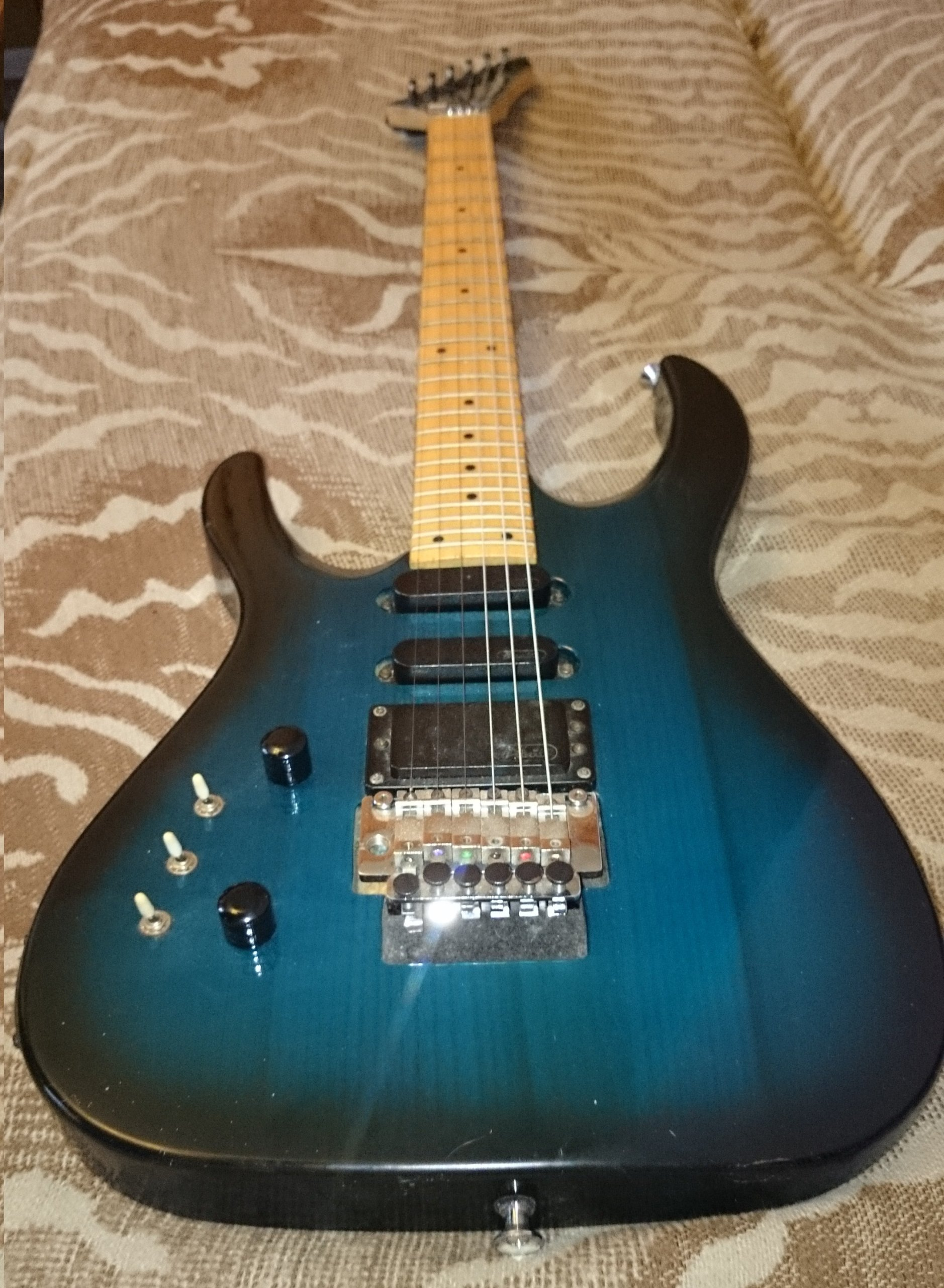 Gitara Elektryczna Lang Hand Made Lutnicza, Kirk H