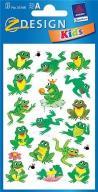 Naklejki papierowe. Żabki - OKAZJA !!!