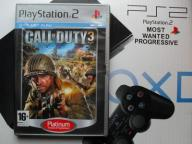 CALL OF DUTY 3 PS2 PLAYSTATION 2