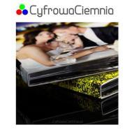 Personalizowana okładka na 1 CD/DVD Cyfrowaciemnia