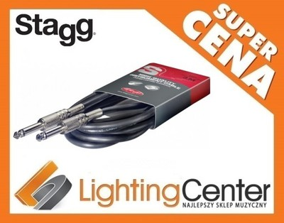 Stagg SGC 6 - kabel instrumentalny 6m jack jack FV