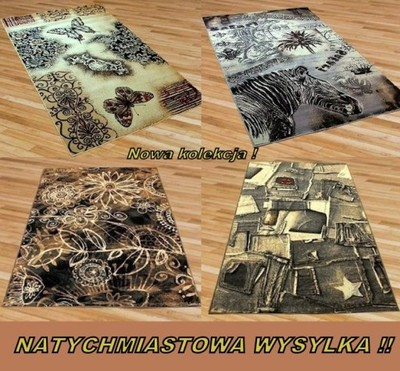 Dywan Nowoczesny 80x150 Cm Dywany Młodzieżowe 5666795238