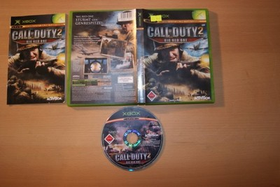 CALL OF DUTY 2 - BIG RED ONE - XBOX