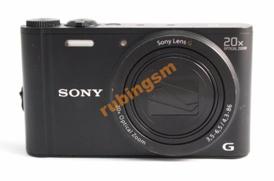 596fa7b0c04c Sony Cyber-shot DSC-WX350 (czarny) aparat cyfrowy - 6061860802 ...