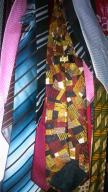 Krawaty eleganckie wytworne różne kolory i wzory