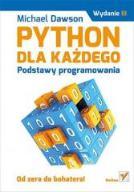 Python dla każdego. Podstawy programowania.Wyd.I
